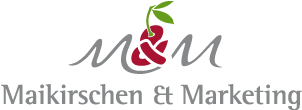 Maikirschen-Marketing Logo